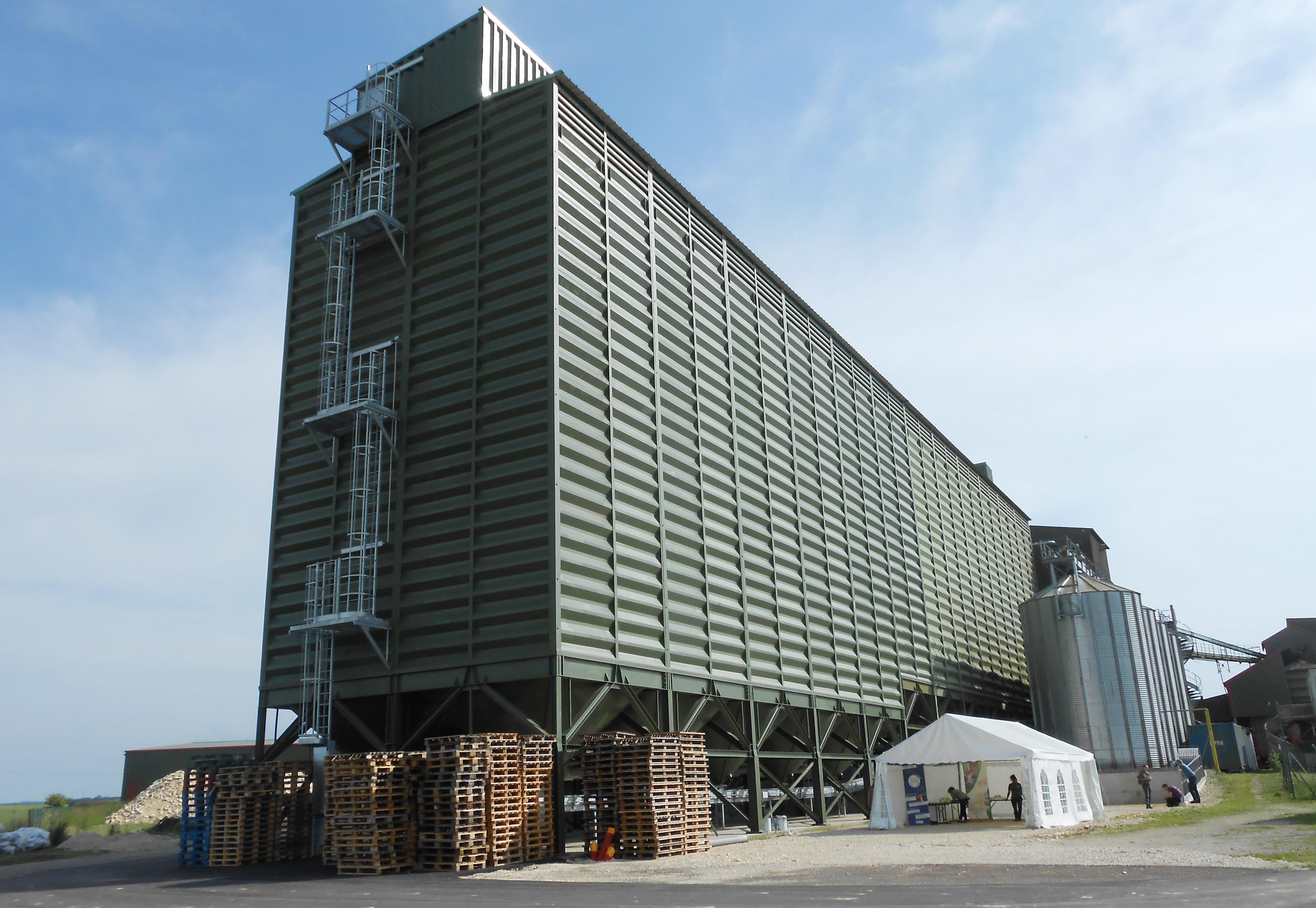 silo nitry